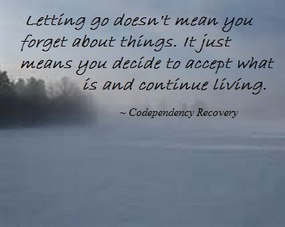 letting go1