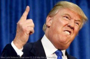 Trump: Narcissist?