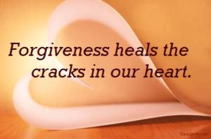 forgiveness, how to forgive, broken heart