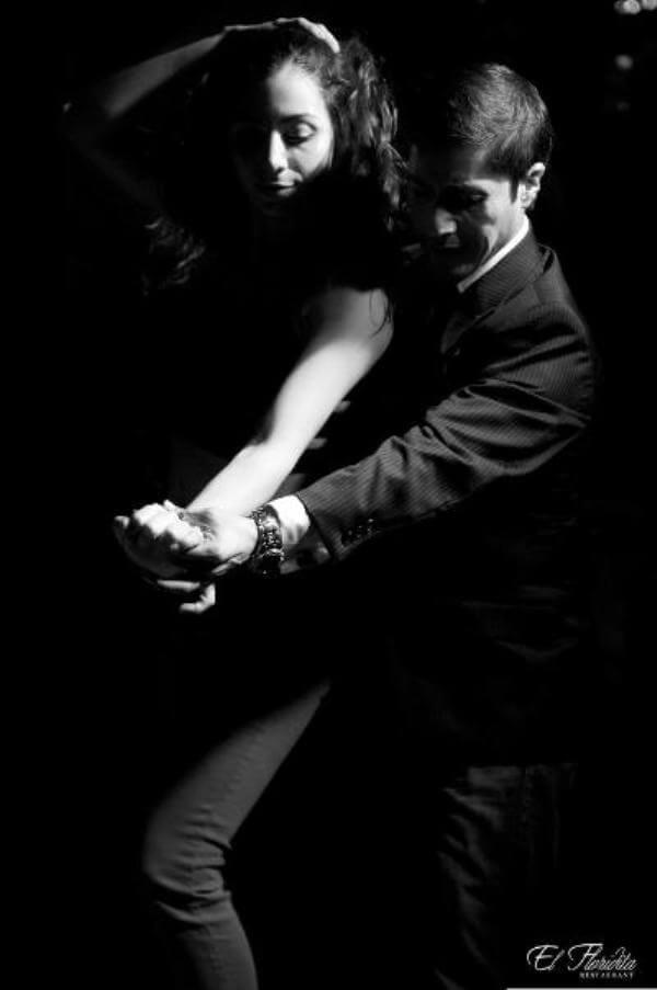 salsa dancers, El Floridita, Hollywood salsa restaurant, nightclub